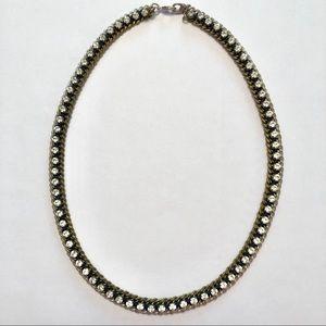 Stella & Dot La Coco Cupchain Necklace